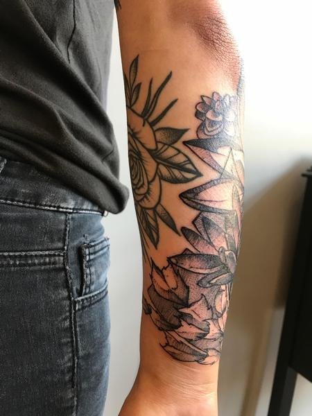 Tattoos - Hopes chuckulents - 134347