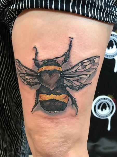 Claire  Tattoo Design Thumbnail