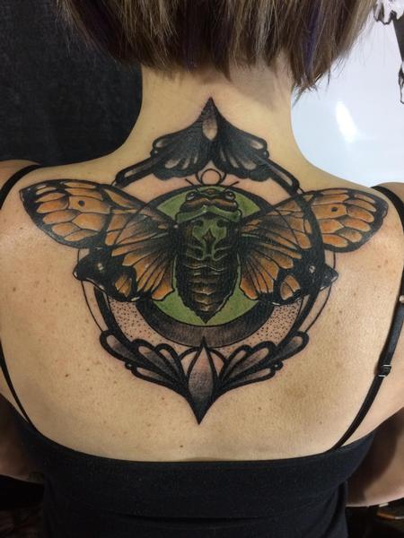 Tattoos - Cicada cover - 125699