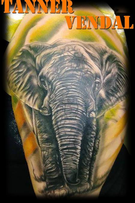 Tattoos - Peaceful Beast - 130698