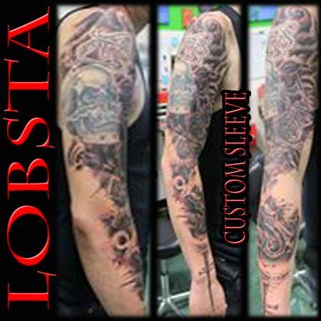 Lobsta - Lobsta Sleeve