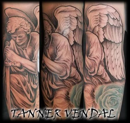 Tanner Vendal - Archangel Michael ByTannerVendal