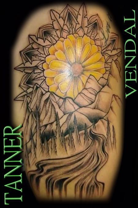 Tattoos - Golden Sun - 131002