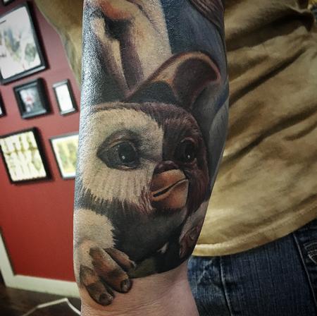 Gizmo Tattoo Thumbnail