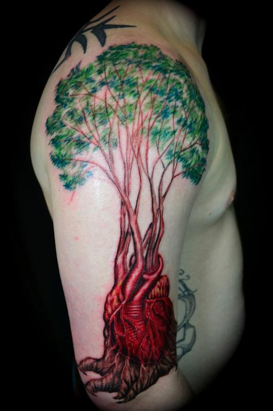 Anatomy Tattoos Gallery Image collections - human body anatomy