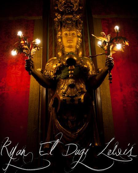 Ryan El Dugi Lewis - untitled