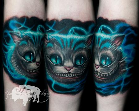 Ryan El Dugi Lewis - Cheshire Cat Alice in Wonderland