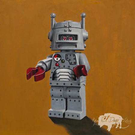 Ryan El Dugi Lewis - Lego Robot