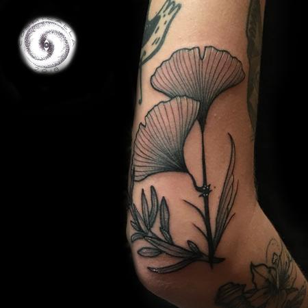 Tattoos - Ginkgo & Rosemary - 133403
