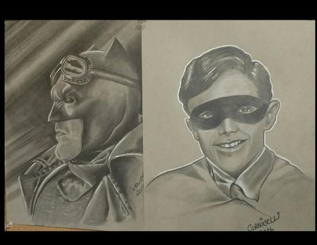 Steve Cornicelli - Batman and Robin