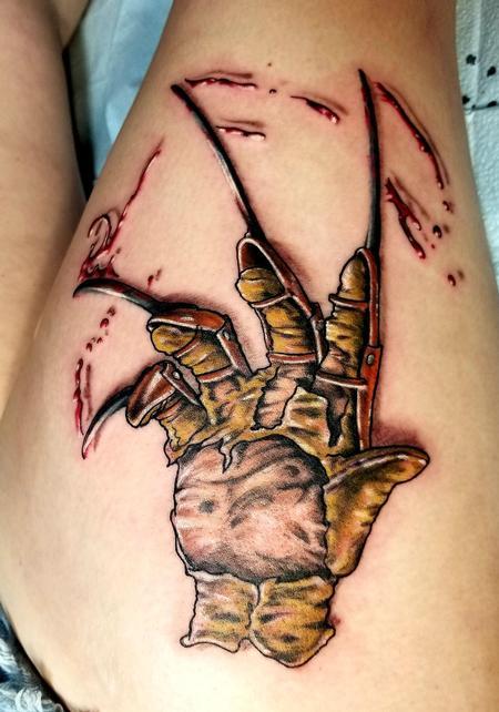 Tattoos - fits like a glove!!! - 134234