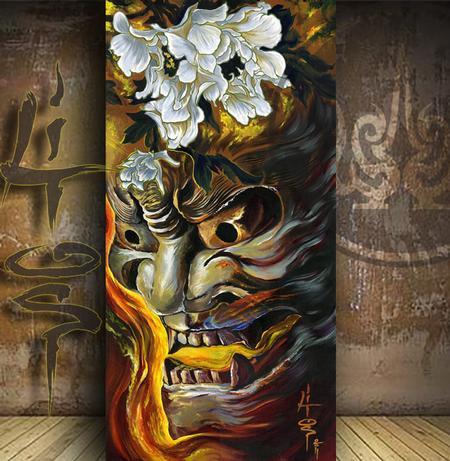 LITOS - Hannya Art
