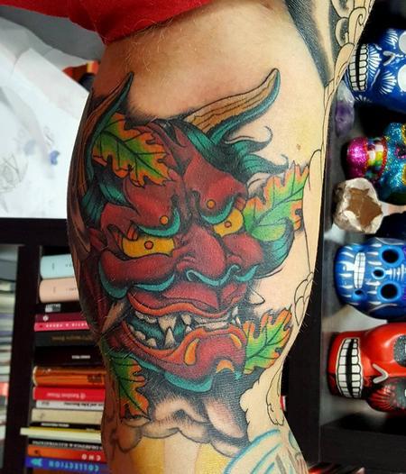 Tattoos - Hannya Mask - 134237