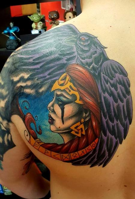 Tattoos - Valkyrie  - 132286