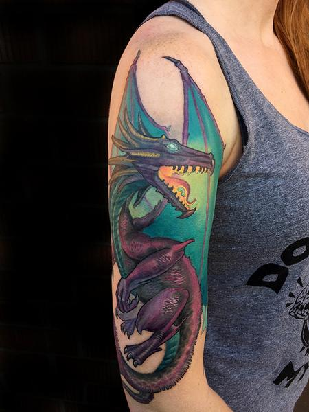 Tattoos - Dragon  - 132573