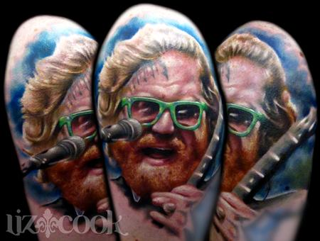 Tattoos - Brent Hinds of Mastodon - 60019