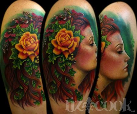 Tattoos - Nature Girl - 73315