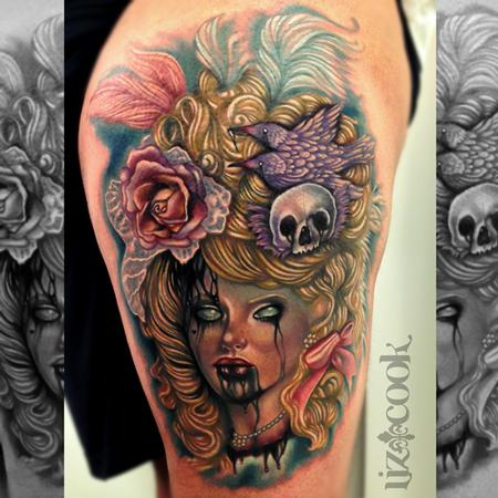 Tattoos - Marie Antoinette - 84408