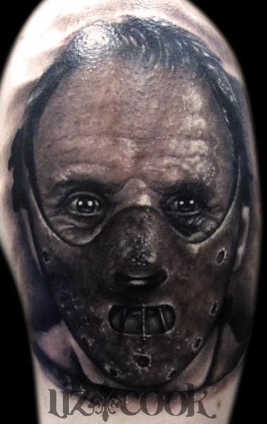 Tattoos - Hannibal Lecter  - 70295