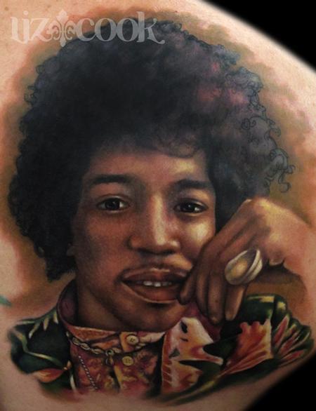 Tattoos - Jimi Hendrix - 68314