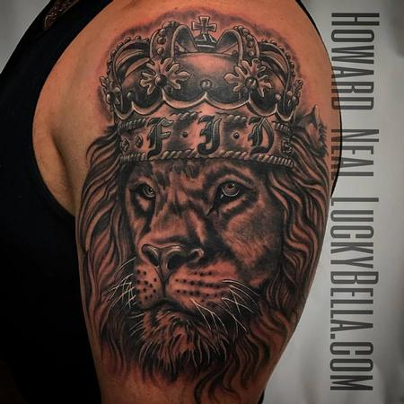 Tattoos - Lion King  - 123558
