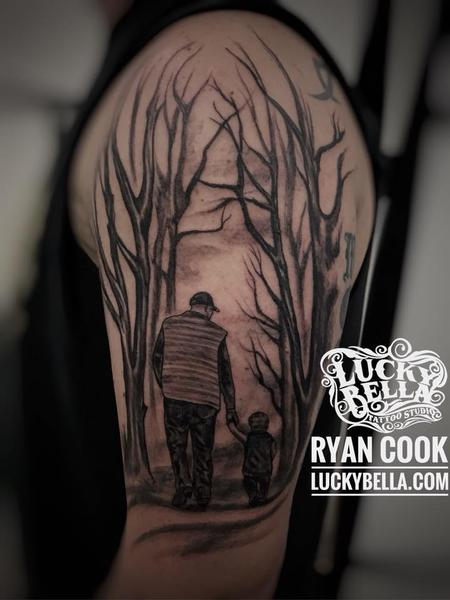 Tattoos - Father and Son - 134910