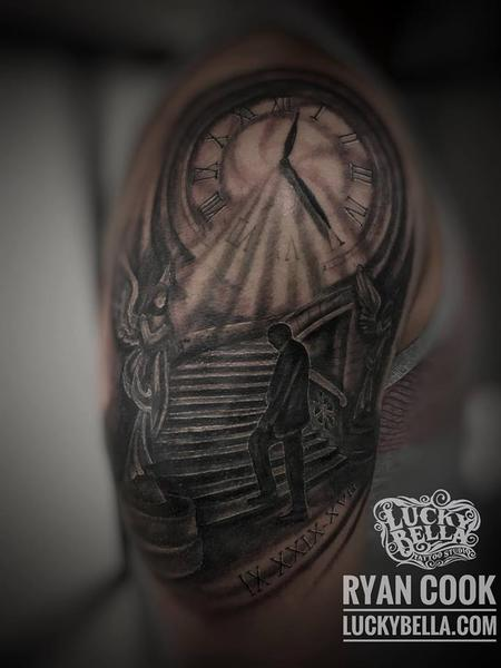 Tattoos - Stairway to Heaven - 133300
