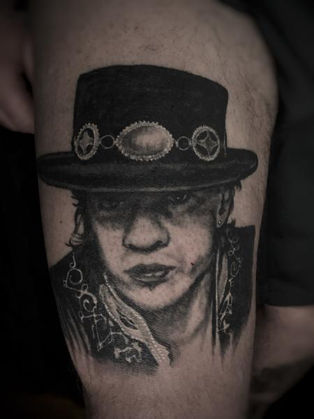 Tattoos - Stevie Ray Vaughn  - 136203