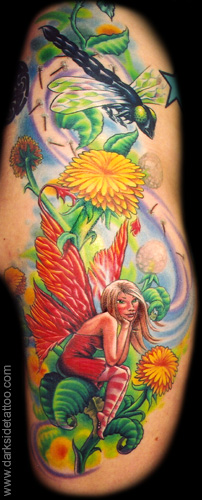 Nick Baxter - Dandelion Fairy