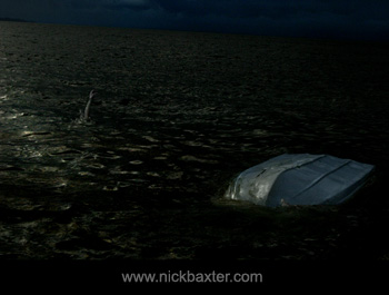 Nick Baxter - Capsized