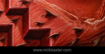 Nick Baxter - Clinging
