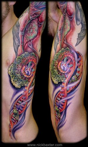 Tattoos - Cancer - 24999