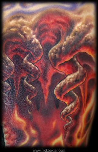 Nick Baxter - Gerrys Hell (Detail)