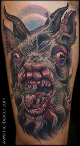 Tattoos - The Judas Goat - 128332