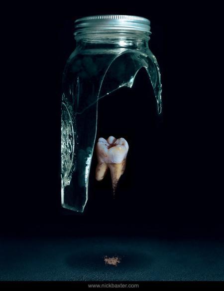 Nick Baxter - Glass & Dust