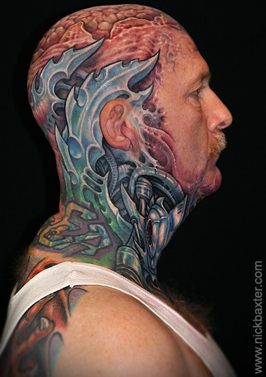 Tattoos - Jack IV - 50585