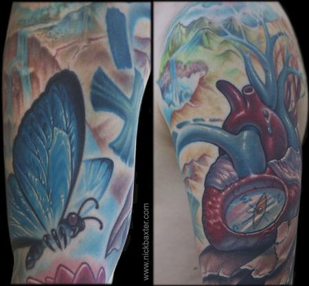 Tattoos - Follow Your Heart (detail) - 99119