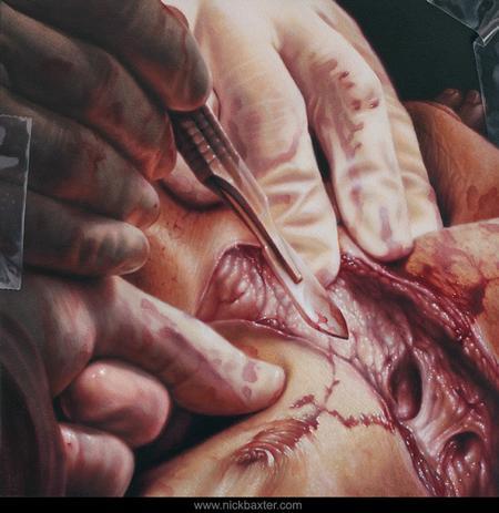Nick Baxter - Sacrificial