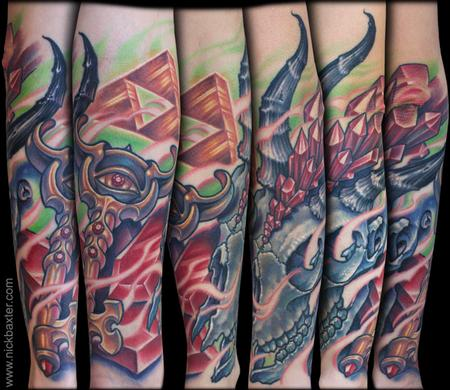 Tattoos - Zeldamech - 115652
