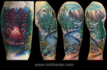 Nick Baxter - Beauty Of Nature