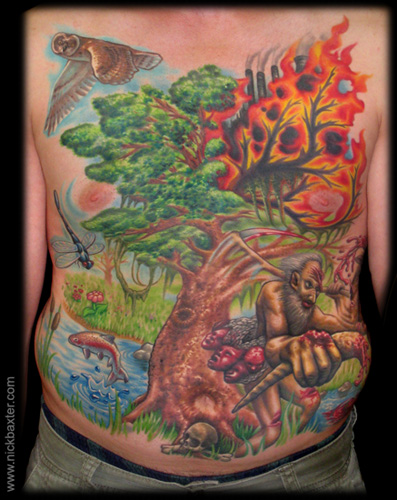 Tattoos - Of The Forest - 28630