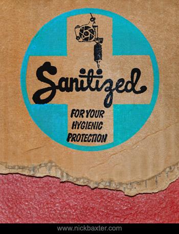 Nick Baxter - Sanitized
