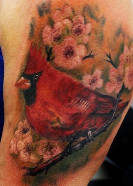 Tattoos - Cardinal - 136095