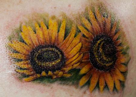 Sunflowers Design Thumbnail