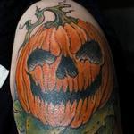 Tattoos - Jack-o'-lantern - 134504
