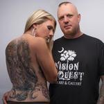 Tattoos - Candice & Phipps - 137723