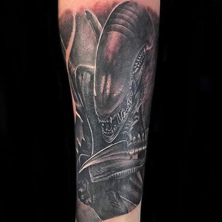 Joe Meiers  - alien