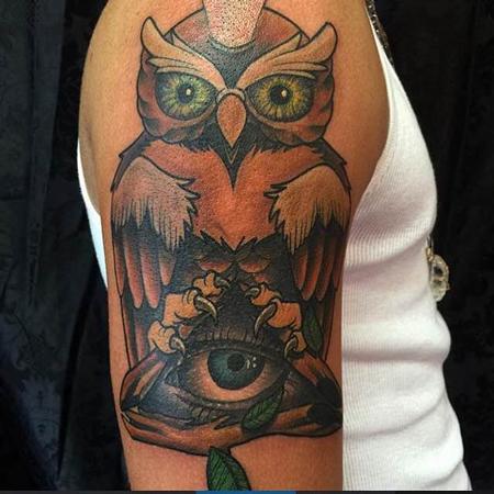 Joe Meiers  - Owl