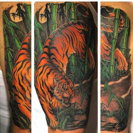 Joe Meiers  - Tiger