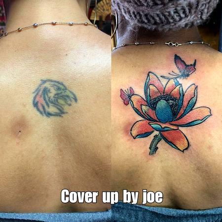 Joe Meiers  - cover up Lotus Flower